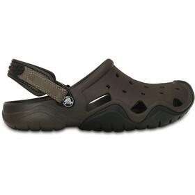 Crocs Swiftwater Sandaler Herrer brun